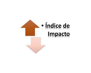 Indice de impacto